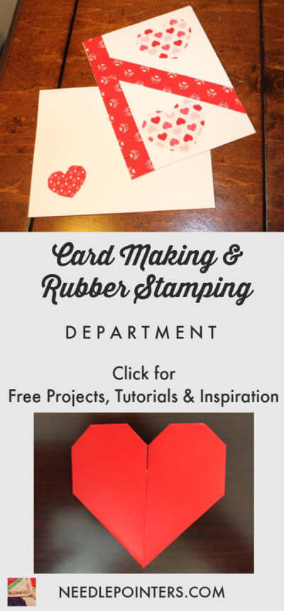 Card Making & Rubber Stamping Department Logo
