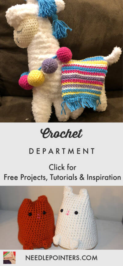 Crochet  Department Logo