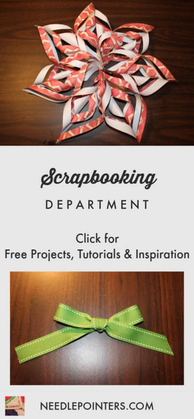 Scrapbooking Department Logo